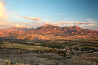 Mount Lamborn and the Valley